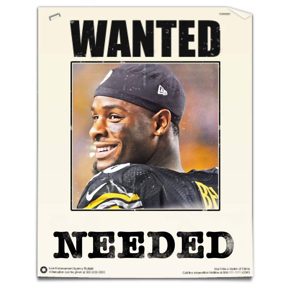 Photograph of Leveon Bell