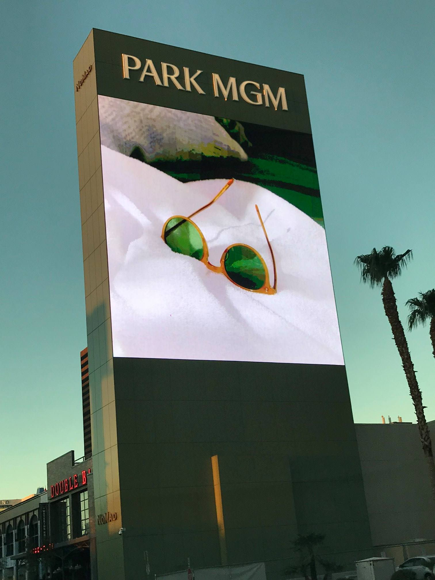 Photograph of Park MGM