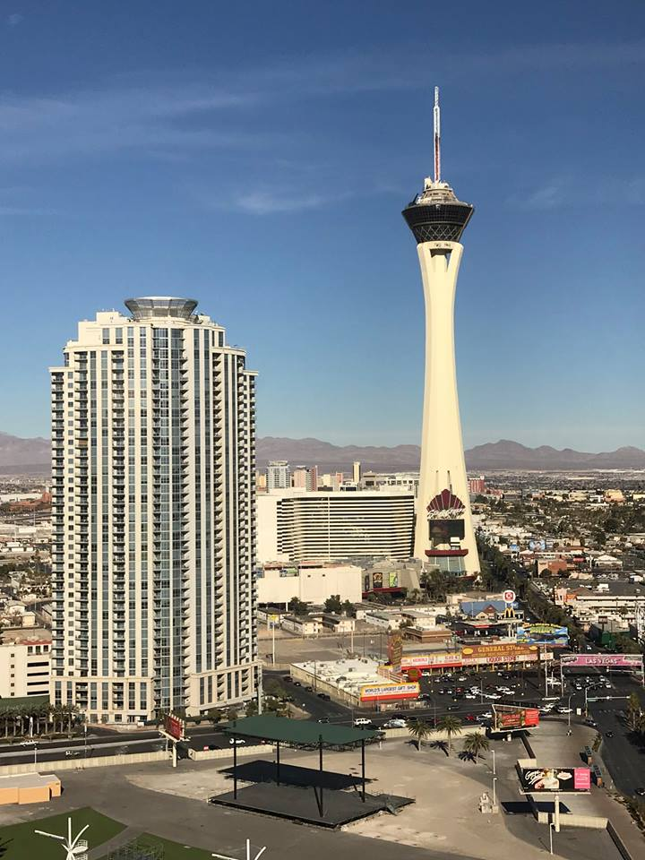 Photograph of Vegas Strip