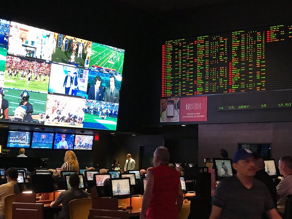 Picture of sportsbook