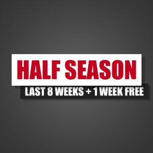nfl last half season