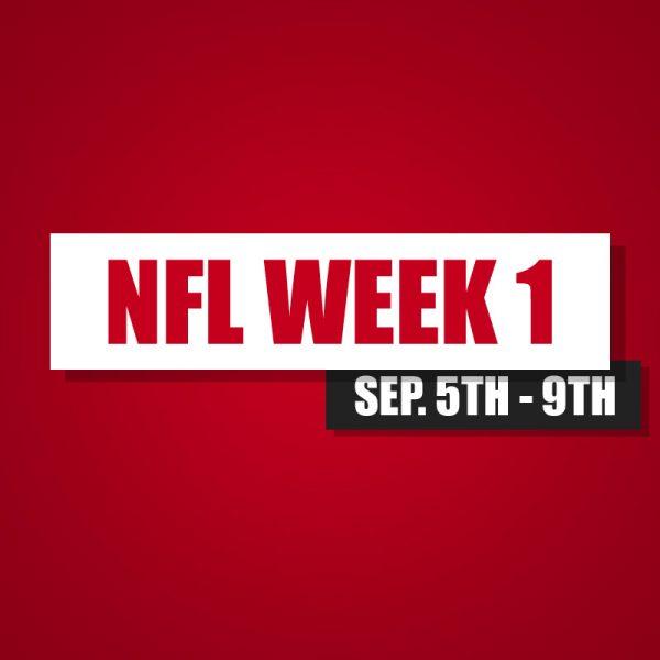 nfl week 1